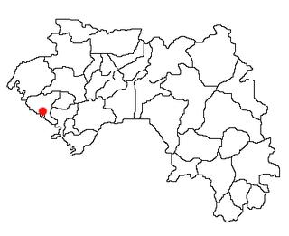 Boffa Prefecture Prefecture in Boké Region, Guinea
