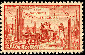 Gadsden Purchase 1953 U.S. stamp.tiff