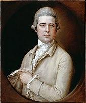 Thomas Linley the elder, William's father (Source: Wikimedia)