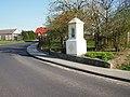 Gaj-Grzmięca, kapliczka przydrożna - panoramio.jpg