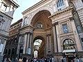 Galleria Vittorio Emanuele III , Milan , Italy - panoramio.jpg