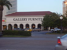 Gallery Furniture Store In Uptown