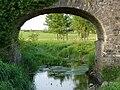 Gambles Bridge on the Newry Canal near Poyntzpass - geograph.org.uk - 1342796.jpg