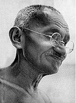 תצלום גנדי מ-1929