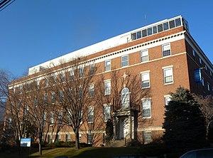 Saint Peter's University - Gannon Hall
