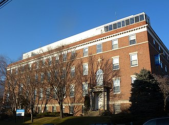 Saint Peter's University - Gannon Hall