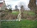 Garden sculpture, Woodville - geograph.org.uk - 348626.jpg