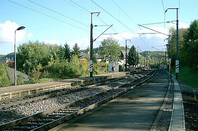 Gare de Oberkorn
