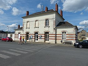 image illustrative de l'article Gare de Saint-Aignan - Noyers