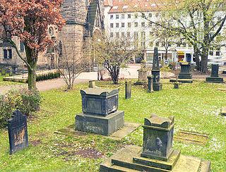 Gartenfriedhof cemetery
