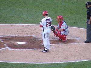 Gary Bennett (baseball) - Image: Gary Bennett