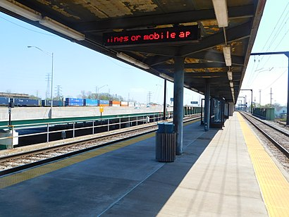 How to get to Gary Metro Center with public transit - About the place