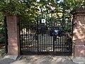 Gate. - 8 Csokonai Street, Balatonfüred.JPG