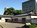 Gate of Garden of Kokura Castle and Kitakyushu City Office.JPG