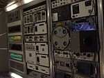 Gateway to space 2016, Budapest, the Destiny modul (model) 4.jpg