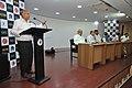 Gautam Kumar Mahapatra Speaks - Anil Shrikrishna Manekar Retirement Function - NCSM - Kolkata 2018-03-31 9642.JPG