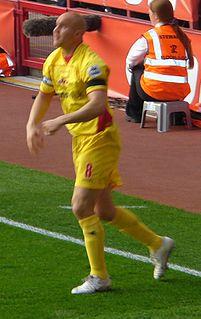 Gavin Mahon English association football player (born 1977)