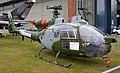 Gazelle AH1 RAF Museum Cosford.jpg