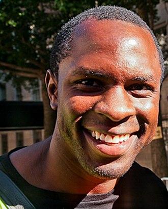 Gbenga Akinnagbe - Akinnagbe in 2012