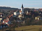 Amberg - Marktplatz - Niemcy