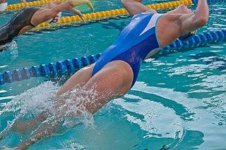Gemma Spofforth British swimmer, Olympic athlete, world champion, world record holder