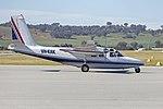 General Aviation Maintenance (VH-KAK) Aero Commander 500S Shrike Commander at Wagga Wagga Airport.jpg