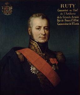 General Francois de Ruty