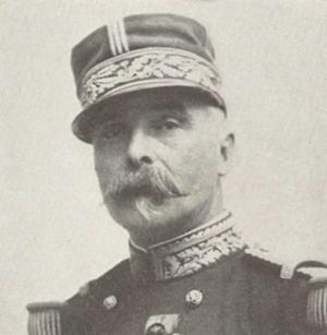 Paul Pau - General Paul Pau