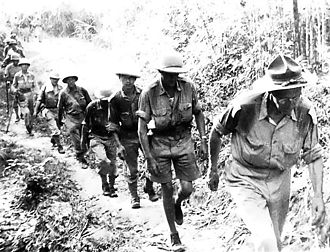 Joseph Stilwell - Stilwell marches out of Burma, May 1942