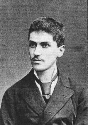 Georg Alexander Pick - Georg Pick, 1885