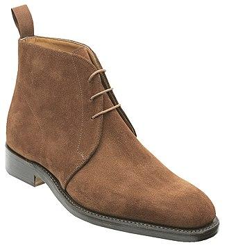 Suede - Suede boot