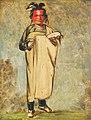 George Catlin - Káw-kaw-ne-chóo-a, a Brave - 1985.66.210 - Smithsonian American Art Museum.jpg