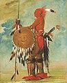 George Catlin - Wáh-pa-ko-lás-kuk, Bear's Track - 1985.66.16 - Smithsonian American Art Museum.jpg