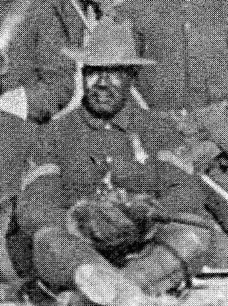 Battle of Fort Tularosa - George Jordan, commander during the Battle of Fort Tularosa.