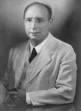 George Sarton - George Sarton 1941
