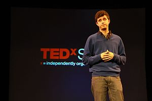 George Watsky - Watsky at TEDxSFED in San Francisco in 2011.