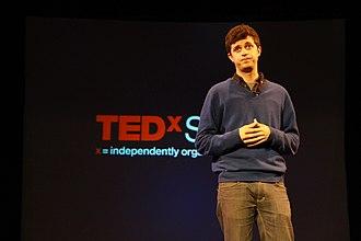 George Watsky - Watsky at TEDxSFED in San Francisco in 2011.