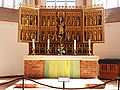 Germany Bardowick cathedral altar.jpg