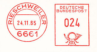 Germany stamp type NA10B.jpg
