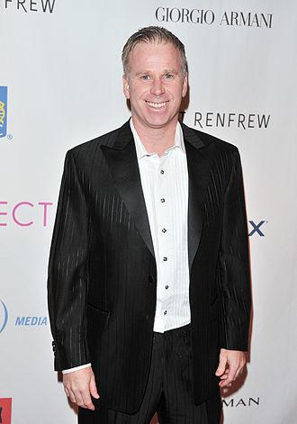 Gerry Dee - Dee in February 2012