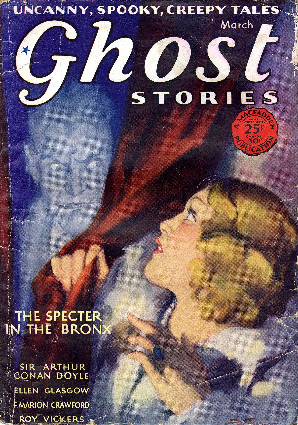 Ghost Stories of Olde Vol 1