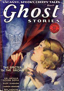 Ghost Stories (magazine) - Wikipedia