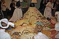 Giant cake at City Hall - Maisemakakku Kaupungintalolla IMG 9438 C.JPG