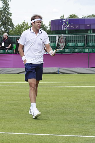 Luxembourg at the 2012 Summer Olympics - Gilles Müller in men's tennis singles.