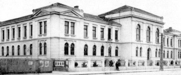 Gimnazija u Nišu 1922