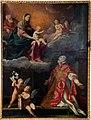 Giovan Francesco Gessi, San Filippo Neri ha la visione della Madonna col Bambino, 1626.jpg