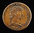 Giovanni da Cavino, Antinous, died A.D. 130, Favorite of the Emperor Hadrian (obverse), NGA 45048.jpg