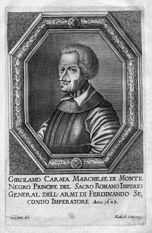 Girolamo Carafa