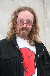 Glenn Fabry British comics artist