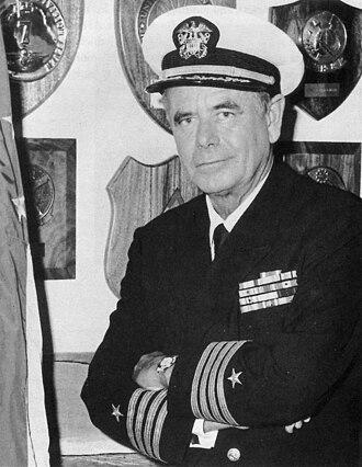 Glenn Ford - Captain Glenn Ford, United States Naval Reserve